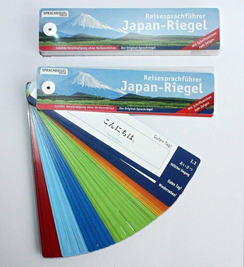 Japan-Riegel