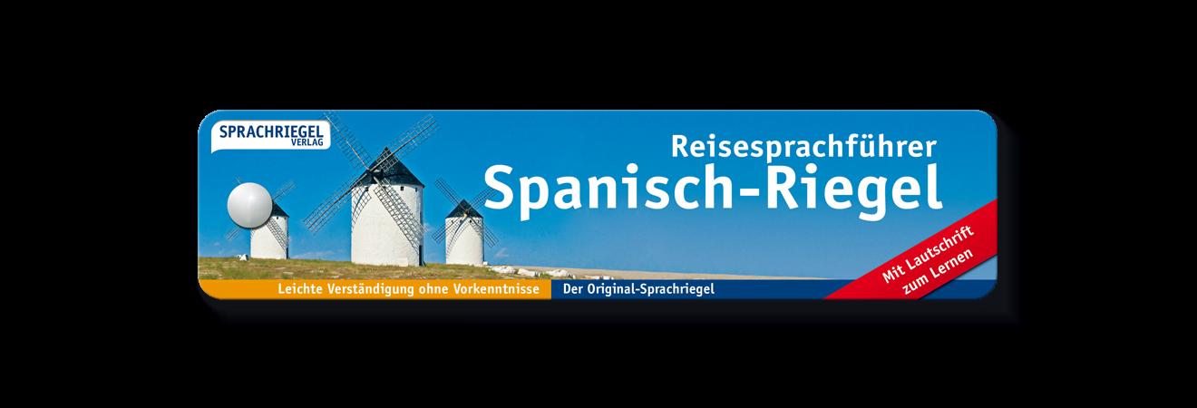 Spanisch-Riegel