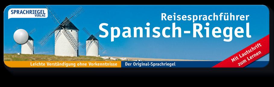 Spanisch-Riegel Titel