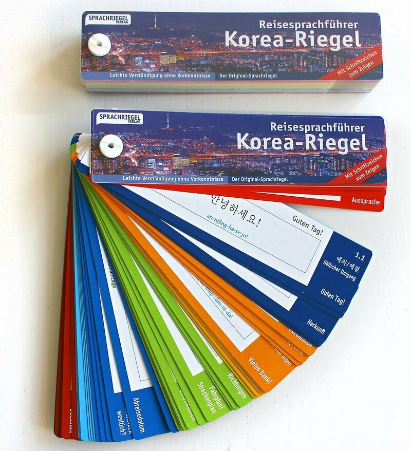 Korea-Riegel