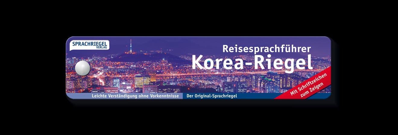 Korea-Riegel Titel